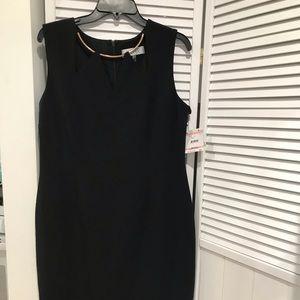 Kasper little black dress. NWT. 10 petite